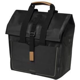 Basil Urban Dry Shopper Gepäckträger Tasche 25l matt black